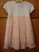 Children's Place Girls Spring Dress Size 24m-2T