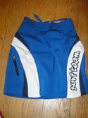 Athletic Works Size 6t Swimwear Male Blue Swim Trunks