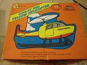 Judy Instructo Great Big Yellow Helicopter Floor Puzzle