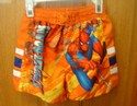 Amazing Spiderman Size 12m Swim Trunks