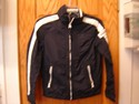 Abercrombie Size Small/ 5r-6r Blue Wind Jacket Lightweight Outerwear