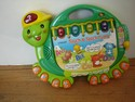 VTech Touch N Teach Learning Turtle Toy