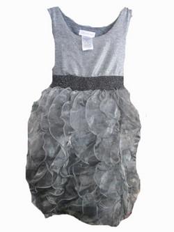 bc5726f4bef Bonnie Jean sleeveless ruffle party dress SIZE 8