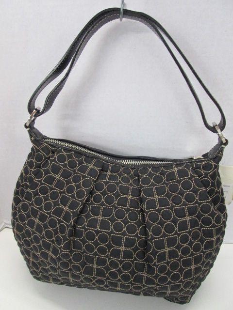 Kate Spade Large Amanda Quilted Noel Purse Handbag Brand New