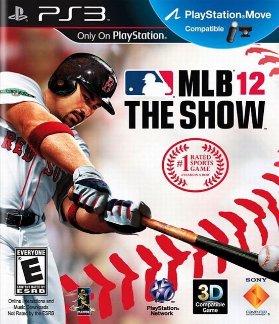 sony playstation 3 mlb 12 the show game finer things