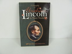 A Beka Abraham Lincoln Thayer Used Fiction