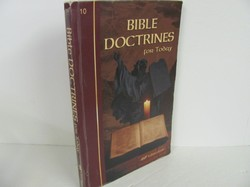 A Beka Bible Doctrines Used 10th Grade, student book