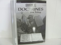 A Beka Bible Doctrines Used 9th Grade, Quiz/Test Key