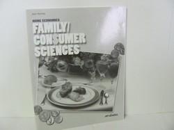A Beka Family/ Consumer Used Home Ec, Quiz/test key