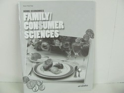 A Beka Family and Consumer Used Home Ec, Quiz/test Key