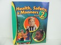 A Beka Health Used 2nd Grade, student book
