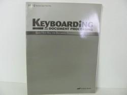 A Beka Keyboarding Used Elective, Quiz/test key