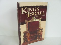 A Beka Kings of Israel Used 9th Grade, student book