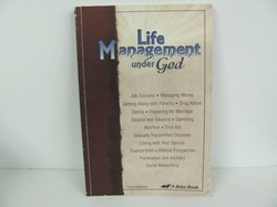 A Beka Life Management Used Bible, student