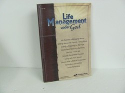 A Beka Life Management Used High School, student book