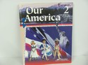 A Beka Our America Used 2nd Grade, student book
