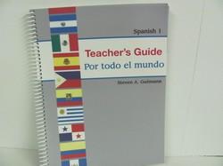 A Beka Spanish 1 Used Spanish, Teacher Guide