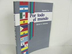 A Beka Spanish 1A Used Spanish, student book