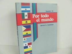 A Beka Spanish 1B Used Spanish, student book
