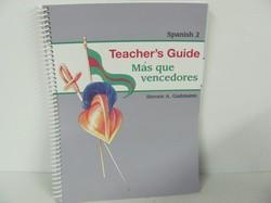A Beka Spanish 2 Used Spanish, Teacher Guide