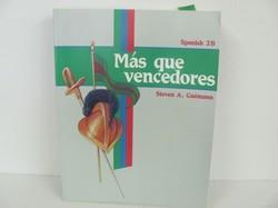 A Beka Spanish 2B Used Spanish, student