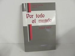 A Beka Spanish Used Spanish, Test Key