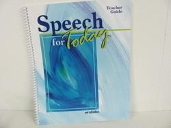 A Beka Speech Used Elective, Teacher Guide