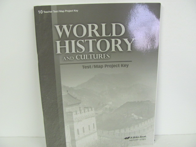 A beka world history used 10th grade testmap project key roland inc a beka world history used 10th grade testmap gumiabroncs Gallery