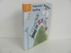 AVKO Sequential Spelling Used DVD, 3