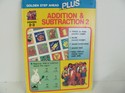 Addition and Subtraction (Grades 2 - 3) (Step Ahead Golden Books Workbook)