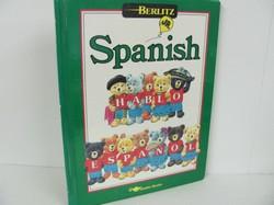 Aladdin-Berlitz Jr. Spanish- Used Spanish