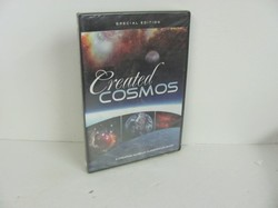 Answers in Genesis-Created Cosmos- Used DVD