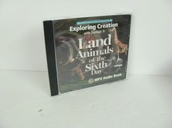 Apologia-EXPLORING CREATION WITH ZOOLOGY 3: Audio CD, 2014 Used MP3