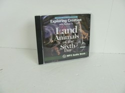 Apologia-EXPLORING CREATION WITH ZOOLOGY 3 Audio Used MP3