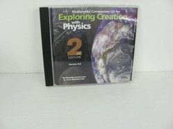 Apologia-Exploring Creation with Physics 2nd Edition Companion CD-ROM  Used