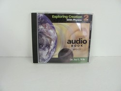 Apologia-Exploring Creation with Physics 2nd Edition MP3-CD- Used