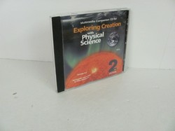Apologia Physical Science Used CD ROM