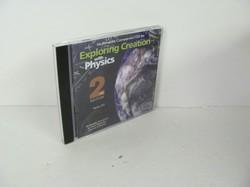 Apologia Physics Used CD ROM- multimedia companion