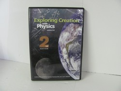 Apologia Physics Used CD ROM, Full Course CD-Rom
