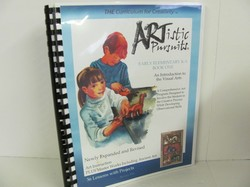 Artistic Pursuits-ARTistic Pursuits Early Elementary- Art