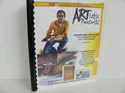 Artistic Pursuits Book 1 Grades 7-8 Elements of Art and Composition Art