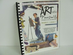 Artistic Pursuits-Grades 4-6 Book 1 Elements of Art and Composition - Art