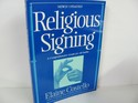 Bantam Religious Signing Used Sign Language