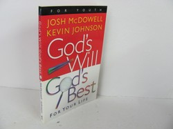 Bethany House God's Will Used Bible