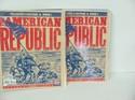 Bob Jones  American Republic Teacher's Edition  (3rd edition)No CD