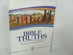 Bob Jones Bible Truths B Used Bible, student book