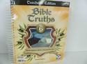 Bob Jones Bible Truths Used 6th Grade, Teacher Edition