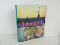 Bob Jones French 1 Used French, Student book