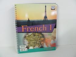 Bob Jones French 1 Used French, Teacher Edition No CD