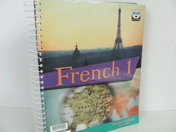 Bob Jones French 1 Used French, Teacher Edition